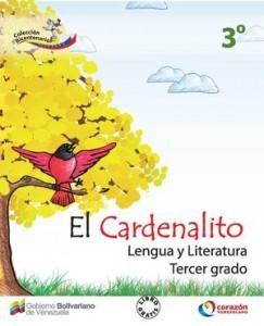 el cardenalito lenguaje y literatura 3°