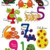 Estupendo cuadernillo de matemáticas para aprender y reforzar los números primer ciclo de primaria