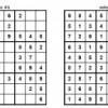 Desarrollando habilidades mediante el sudoku
