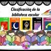 Clasificación de la biblioteca escolar