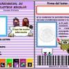 Credencia de la biblioteca escolar