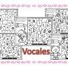 Descubriendo las vocales para preescolar y primer grado de primaria