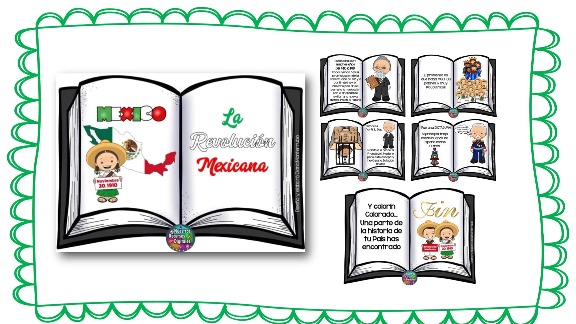 dd363301d Cuento de la revolución mexicana   Material Primaria